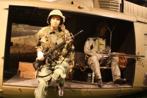 Fourth grade students from Wayne Avenue Elementary in Dunn, N.C., took a field trip to the Airborne & Special Operations Museum in Fayetteville on May 1, 2009.
